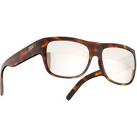 POC Want Gafas, negro/marrón